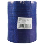 Flexocare Blue Vinyl Tape 9mm X66m Pk16