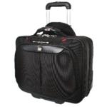 Gino Ferrari Wheeled Laptop Case Blk
