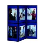 Nobo 6 Panel Lightweight Showboard
