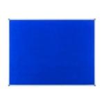 Nobo Felt Noticeboard 900x600mm Blue
