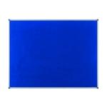 Nobo Felt Noticeboard 1200x900mm Blue