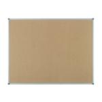 Nobo Elipse 900x600mm Cork Board