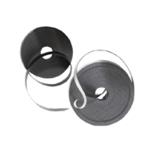 Nobo Black Magn 10mmx10m Self-Adh Tape