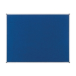 Nobo Felt Noticeboard 1800x1200mm Blue