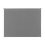 Nobo Felt Noticeboard 1800x1200mm Grey