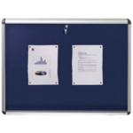 Nobo Lockable Blue 965x665 Visual Board