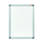 Nobo Silver Aluminium A3 Clip Frame