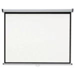 Nobo Grey Blue 2400x1813mm Wall Screen