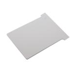 Nobo T-Card Size 3 White Pk100