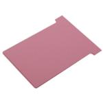 Nobo T-Card Size 3 Pink Pk100