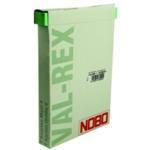 Nobo T-Card Size 4 Light Green Pk100
