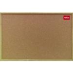Nobo Cork Board 1800x1200mm Classic Oak