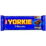 Nestle Yorkie Chocolate Biscuit Pk7