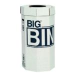 Acorn Green Big Recyclng Bin 160Ltr Pk5