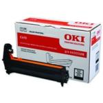 Oki C610 Black Image Drum 44315108