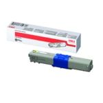 Oki C310/330 Yellow Toner Cartridge