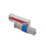 Oki C301/321 Magenta Toner 44973534