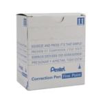 Pentel Micro Fine Correction Pens Pk12