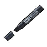 Pentel N50XL Marker Chisel Tip Blck Pk12