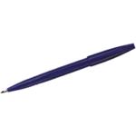 Pentel Sign Fibre Blue Pen Pk12 S520-C