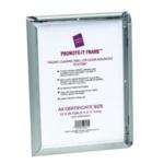 PAC Promote It A3 Aluminium Frame
