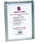 PAC Promote It A1 Aluminium Frame
