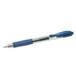 Pilot G205 Retract Gel Pen Fine Blue Pk1