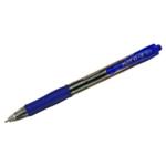 Pilot G207 Retract Gel Pen Med Blue Pk12