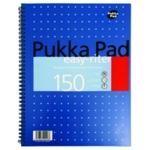 Pukka Metallic Easy Riter Pad A4 Pk3