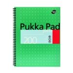 Pukka Ruled Metallic Jotta Pad A4 Pk3