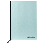 Pukka Silver Casebound Notebook A4 Pk5