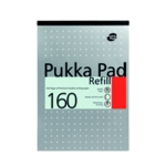 Pukka Top 4 Hole Refill Pad A4 Pk6