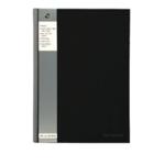 Pukka Ruled Project Book A4 Black Pk3
