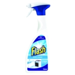 Flash Clean and Bleach Spray 750ml
