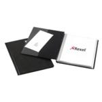 Rexel Nyrex Slim Disp Bk 50 Pkt A4 Black