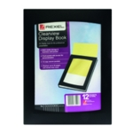 Rexel Clearview Display Book 12 Pckt A4