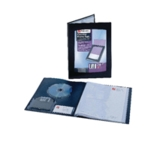 Rexel Clearview Display Book 24 Pckt A5