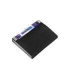 Rexel SeeStore Display Book 20Pt A4 Blck
