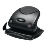 Rexel Choices P225 2 Hole Punch Black
