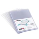 Rexel Card Holder Open Top 127x76mm Pk25