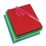 Rexel Cut Flush Folders A4 Asstd P100