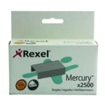 Rexel Mercury Heavy Duty Staples Pk2500