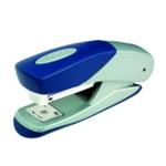 Rexel Sil/Blu Matador Stapler Half Strip