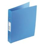 Rexel Budget 2 Ring Binder A4 Blue Pk10