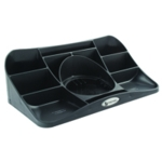 Rexel Agenda2 Charcoal Space Tidy