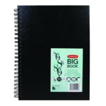 Derwent Black A4 Hardback Sketch Book