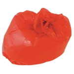 2Work Refuse Sack 100g Red Pk200 CS003