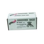 Safewrap Shredder 40 Litre Bags Pk100