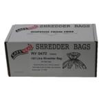 Safewrap Shredder 150 Litre Bags Pk50