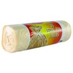 Safewrap Pedal Bin Liner White Pk120